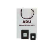 Подарочные пакет и коробка с логотипом ADU