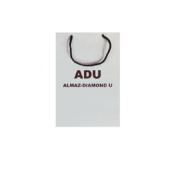 Подарочный пакет с логотипом ADU